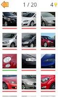 Screenshot of Logo Moto Quiz Challenge Cars
