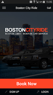 Boston City Ride Limo and Car- screenshot thumbnail