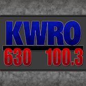 630 & 100.3 KWRO