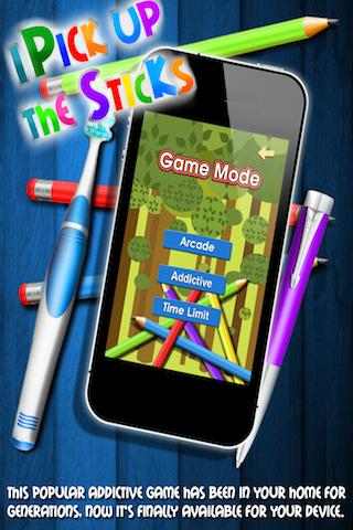 iPick up the Sticks GOLD v1.0