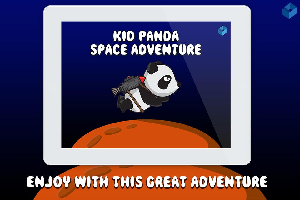 Kid Panda Jetpack: Space Adv. - Google Play의 Android 앱 - 웹
