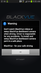 BlackVue - screenshot thumbnail