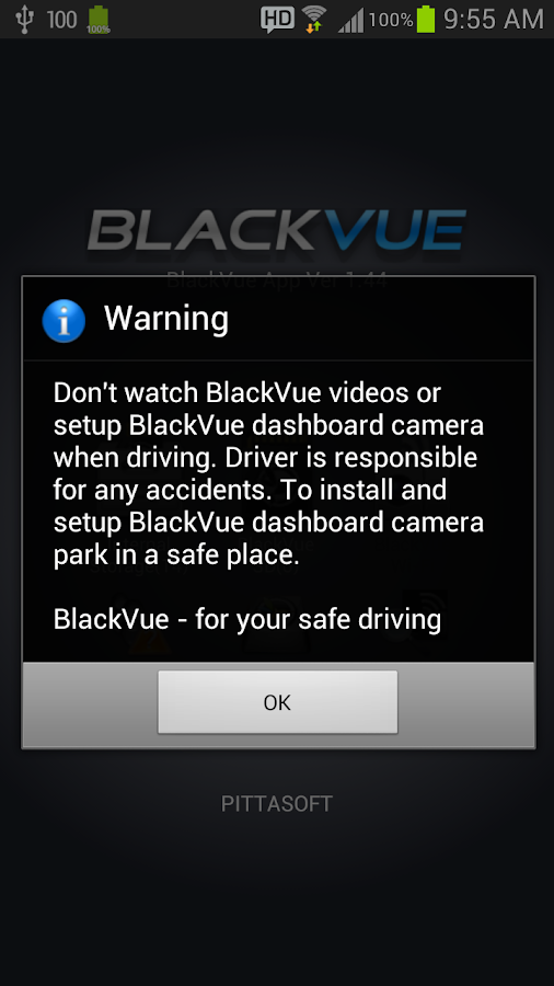 BlackVue Legacy- screenshot