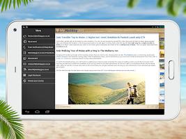 Screenshot of Holidayguru » Travel Deals
