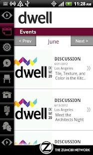 Dwell - screenshot thumbnail