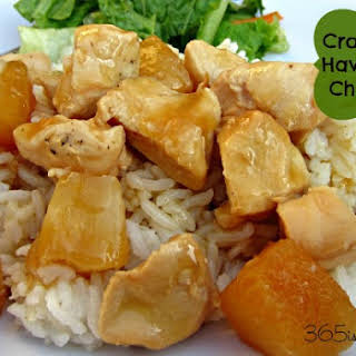Crock Pot Hawaiian Chicken.