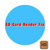 sd card reader fix