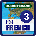 FSI French 3 (Audio-Forum) icon