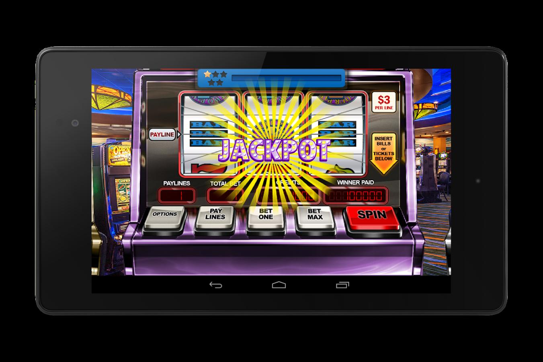 super 8 line slots app graphics