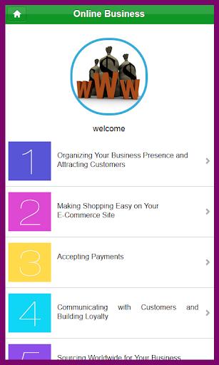 Learn Online Business