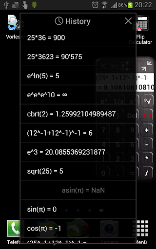 Flip Calculator - Multi-Window  screenshots 7