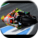 Wallpaper Live Super Bikes GP icon