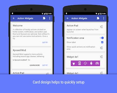 Action Widgets v1.3