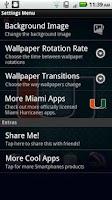 Screenshot of Miami Revolving Wallpaper
