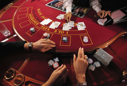 Regent-Seven-Seas-Navigator-Casino - High rollers will relish in the opportunity to play in the Casino aboard Seven Seas Navigator.