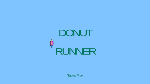 Donut Runner