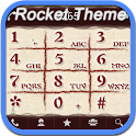 RocketDial Brown Theme