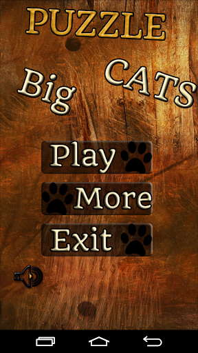 Big Cats Puzzles – Free Jigsaw