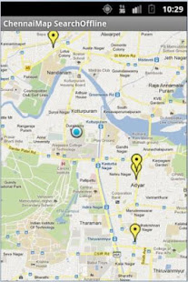 Chennai Map Search Offline Apps on Google Play