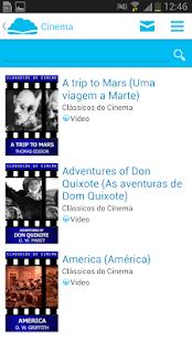 Nuvem de Livros - screenshot thumbnail