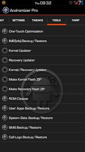 Andromizer Pro - screenshot thumbnail