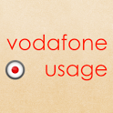 Vodafone Usage icon