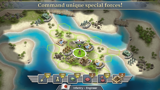 1942 Pacific Front - a WW2 Strategy War Game(Mod Money)