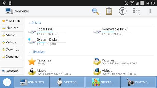 Computer File Explorer 1.6.b91 screenshots 1