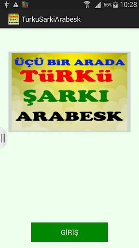 Türkü Şarkı Arabesk Müzik