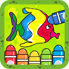 Learn Coloring Pro- Kids Paint icon