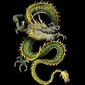 3D lucky dragon6 logo