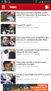 Calgary SUN+ - screenshot thumbnail