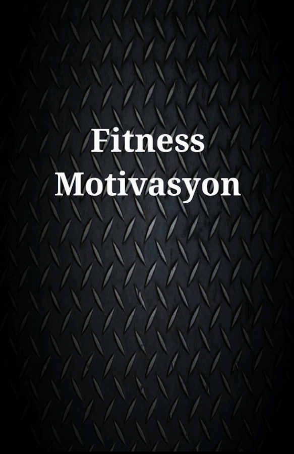 Fitness Motivasyon - screenshot