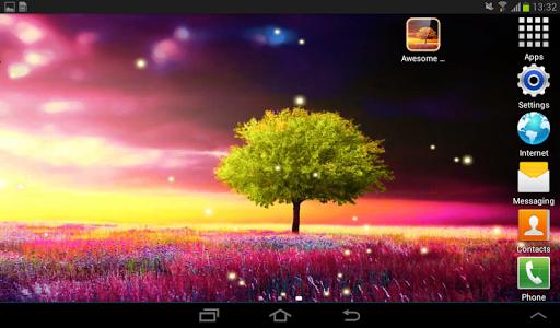 Awesome-Land Live wallpaper HD : Grow more trees 3.3.8 screenshots 23