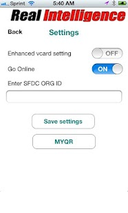 MyQR- screenshot thumbnail