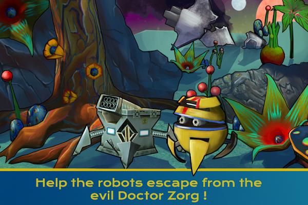 Robot Mania - screenshot