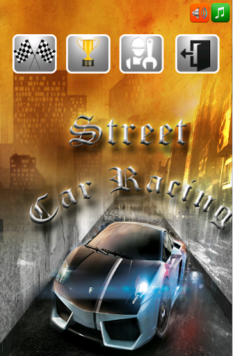 Street Car Racing Game