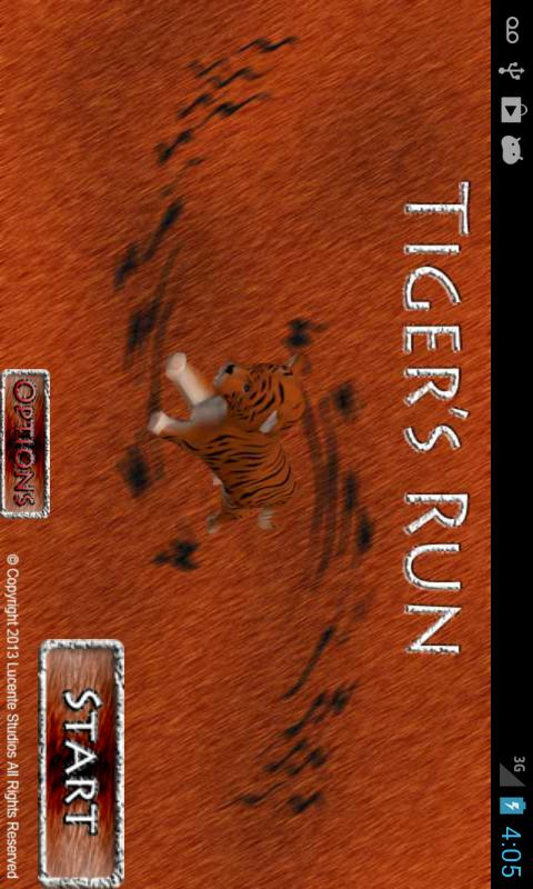 Tiger, Baby Free - screenshot