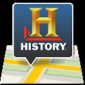 HISTORY Here logo