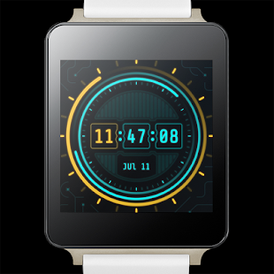 Chron Watch Face Screenshot 2