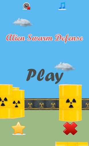Alien Swarm Defense