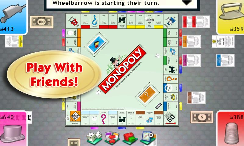 MONOPOLY Game- screenshot
