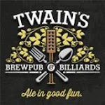 Twain's Billiards And Tap River Sunset Amber