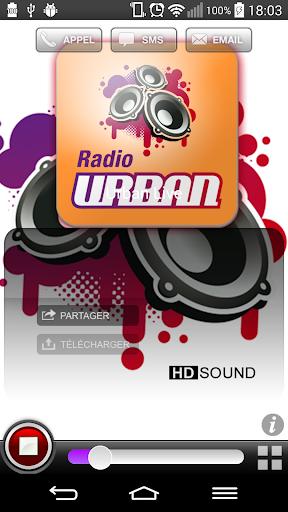 URBAN RADIO HD Sound