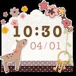 *happy* Clock Widget