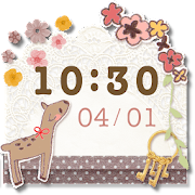 *happy* Clock Widget
