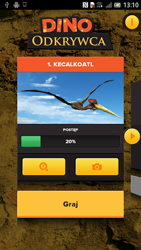 Dino Odkrywca - CH Platan