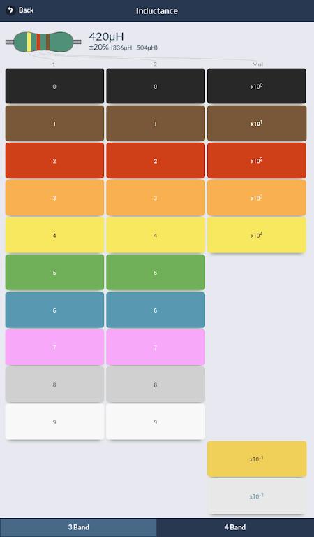 Download Resistance Calculator APK latest version 1 0 1 for