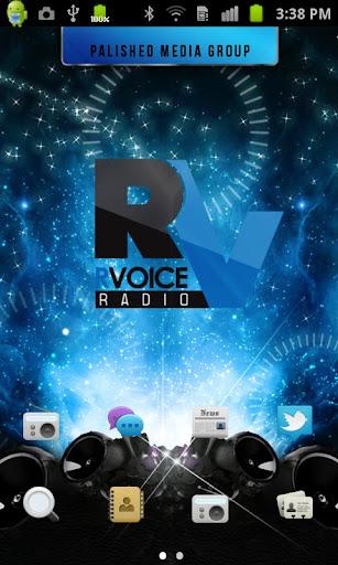 【免費音樂App】RVoice Radio-APP點子