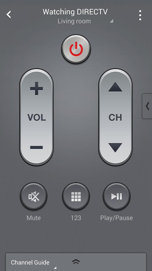Samsung WatchON™ (On TV) - screenshot